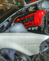 Motoreinbau 2,5l